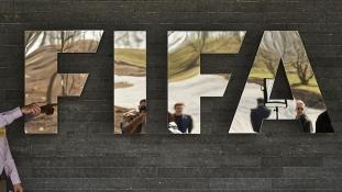 Cutremur la FIFA