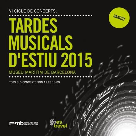 Seri musicale de vara. Concert Big Band ale Centrului Hamelin (09/06/2015)