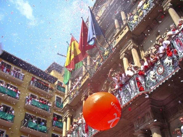 Vezi Pamplona – din 6 Iulie Sanfermines