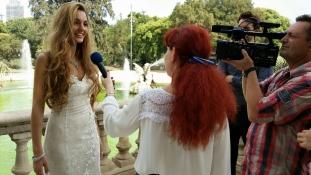 In vizita la Tina Olari – Televiziunea Româna