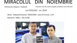 Picătura de Cultură- eveniment cultural-lansare de carte -autori Grigore Cartianu și Laurențiu Ciocăzanu