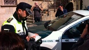 Politia Locala amendeaza Guardia Civil