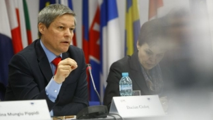 """""""Cioloş? You made a good choice. Finally, we have somebody we know…""""."""