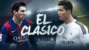 El Clasico – Spania se opreste; doua ore.