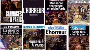 Masacru terorist in Paris