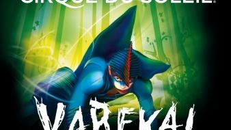 Varekai – Cirque du Soleil în Barcelona