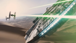 Star Wars VII: Trezirea Forţei – Pasiuni criminale