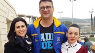 Adrian Pop – Olimpicii (de ieri ai) României pregătesc olimpicii (de mâine ai) Suediei