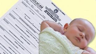 Modificări Legale – înregistrarea naşterii copilului în Spania