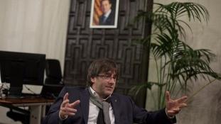 Carles Puigdemont – Noul Presedinte al Generalitatii Catalane