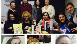 Barcelona – Întâlnire literară – Omagiu adus poeţilor Mihai Eminescu şi Grigore Vieru
