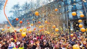 Carnaval – La Taronjada. Unde? Când?