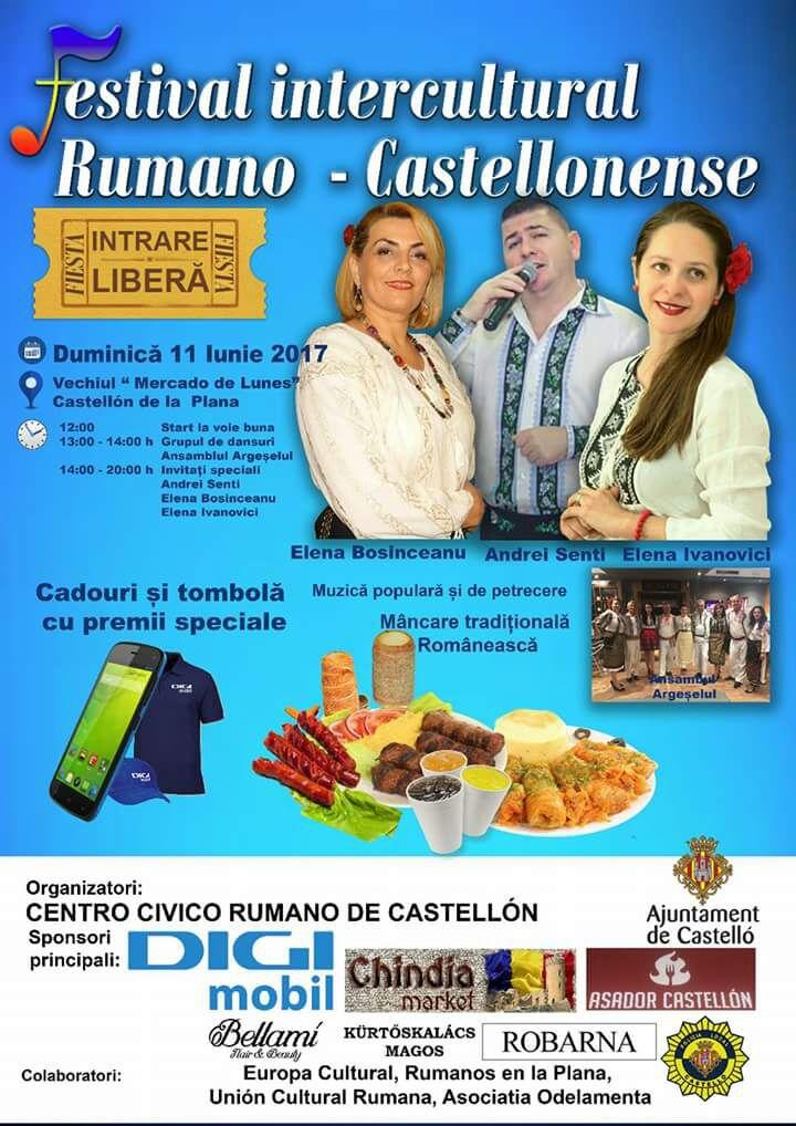 Festivalul Intercultural Rumano-Castellonense