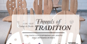 'Threads of Tradition' – o expozitie inedita de arta contemporana romaneasca la Madrid