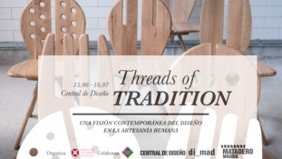 'Threads of Tradition' – o expozitie inedita de arta contemporana romaneasca la Madrid