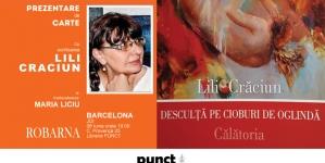"Lili Craciun: ""Desculta pe cioburi de oglinda"""