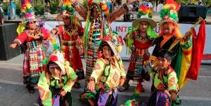 A 6a Sărbătoare Interculturala Manresa are loc sâmbătă în piața Sant Domènec