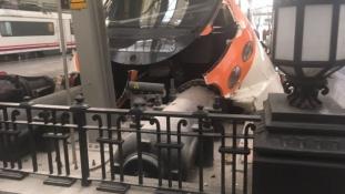 Accident feroviar in gara Estación de Francia din Barcelona – 54 de răniți