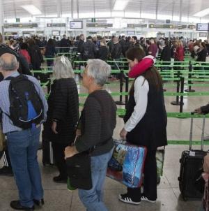 Greva partiala la aeroportul Barcelona – Orarul grevei