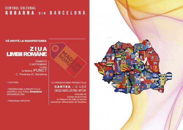 Ziua Limbii Romane – Barcelona