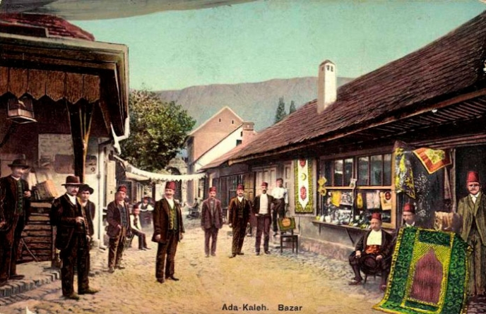 Ada-Kaleh – minunata insula exotica disparuta in Dunare