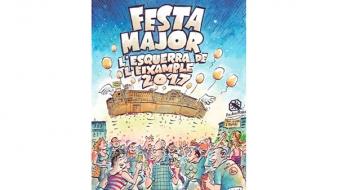 Festa Major Esquerra de l'Eixample – Barcelona