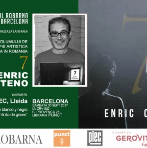 "Enric Centeno – fotografia limbaj comun la Brasov sau Barcelona – lansarea albumului de fotografie ""7"""