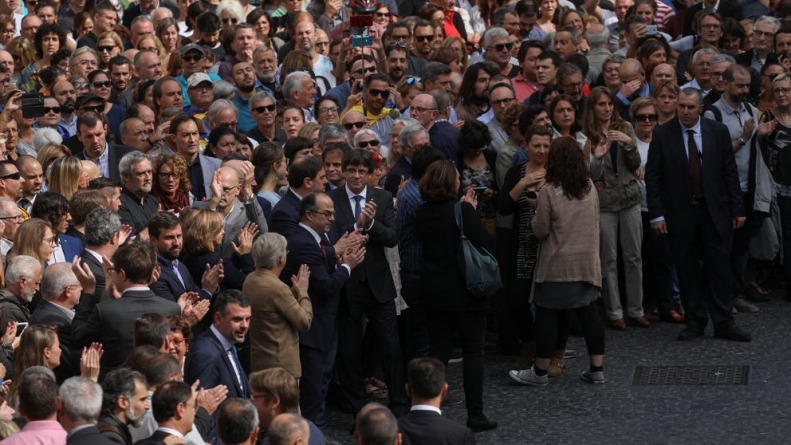 'Oprire de țară' (Paro de pais) – marți 3 Octombrie in Catalunya