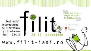 Festivalul International de Literatura si Traducere de la Iasi – FILIT, 4-8 octombrie 2017