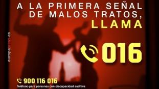 Ziua împotriva violenței între sexe – 25 noiembrie