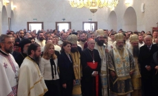 Catedrala Ortodoxă de la Madrid, sfințită sâmbătă 18 noiembrie 2017