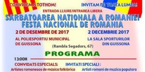 Guisona – Petrecere de Ziua Națională a României