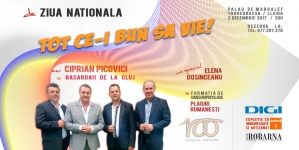 Tot ce-i bun să vie! – Petrecere de Ziua Națională – Lleida