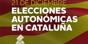 Alegeri in Catalunya joi 21 decembrie