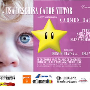Gala 'Cartea – usa deschisa' Barcelona 16 dec 2017