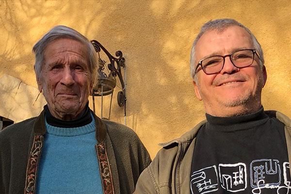 Într-o podgorie din Provence, cu domnul Jorgulescu, coleg de clasă al Regelui Mihai
