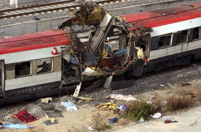 15 ani de la 11 martie însângerat în Spania