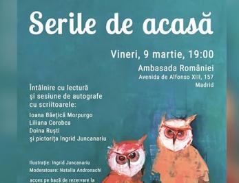 Condeiul românesc prezent la Madrid cu trei nume de rezonanță