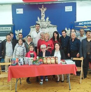 Laura Cătălina Dragomir – Feria de lectura la Barcelona