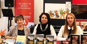 Seara literara Marina Dirul si Diana Burlacu la Barcelona