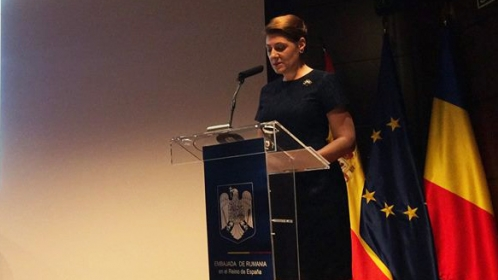 INTERVIU/ Gabriela Dancău, Ambasadorul Romaniei in Spania: diplomația culturală