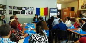 Conferința 'Diaspora – puncte de vedere' Barcelona