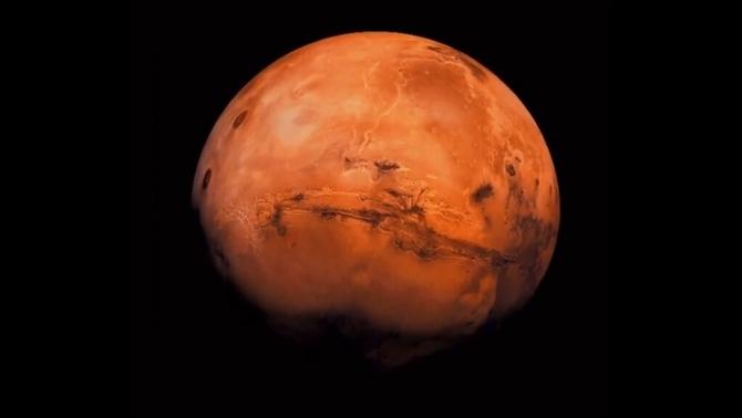Apă pe planeta Marte