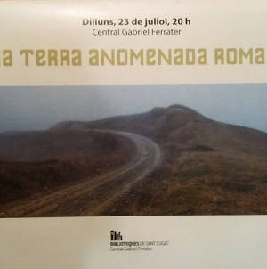 """Calatorie literară – """"Un pamant numit Romania"""" la Sant Cugat, Barcelona"""