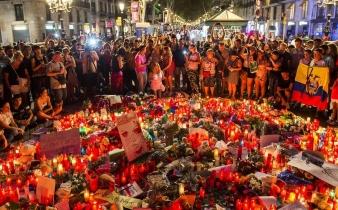 Barcelona comemoreză victimele atentatului din 17 August 2017