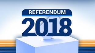 Secții de votare în Spania. Referendum de doua zile 6-7 octombrie 2018
