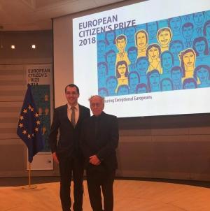 Cetateanul European al Anului – titlul acordat la Bruxelles