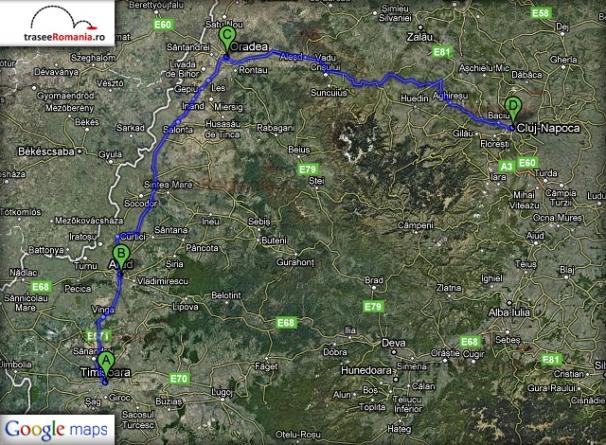 Cluj, Timișoara, Oradea și Arad se aliază pentru proiecte mari de infrastructură