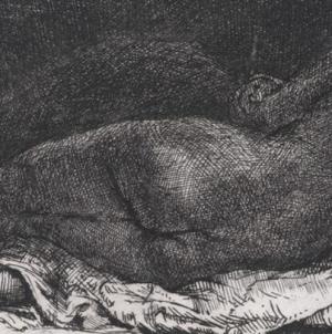 50 de gravuri semnate Rembrandt expuse la Terrassa / Barcelona
