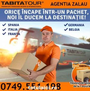 Tabita Tour este si anul acesta transportatorul oficial al lui Moș Crăciun